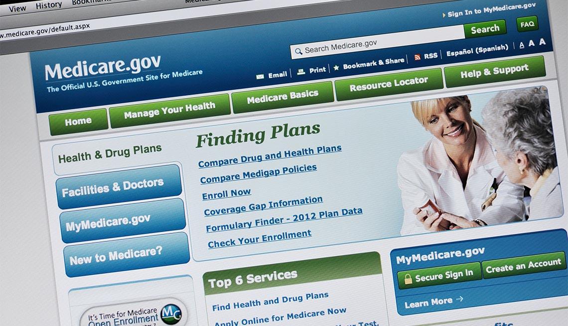 Medicare Enrollment Facts - Signing up for Medicare