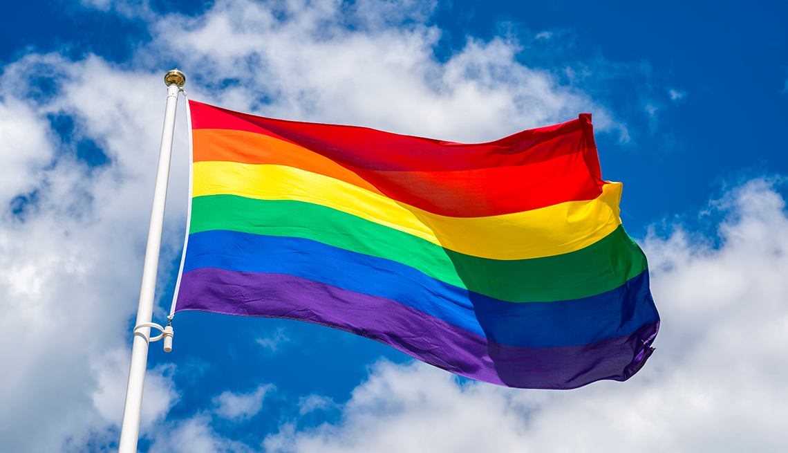 Join AARP and the LGBTQ Community for Pride Month