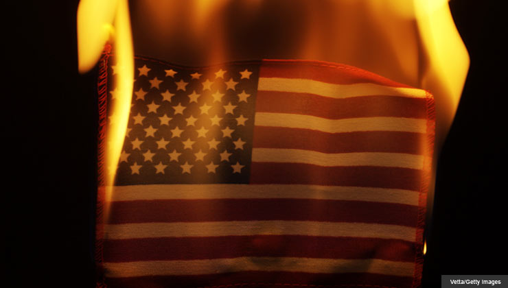 5 Myths About the American Flag