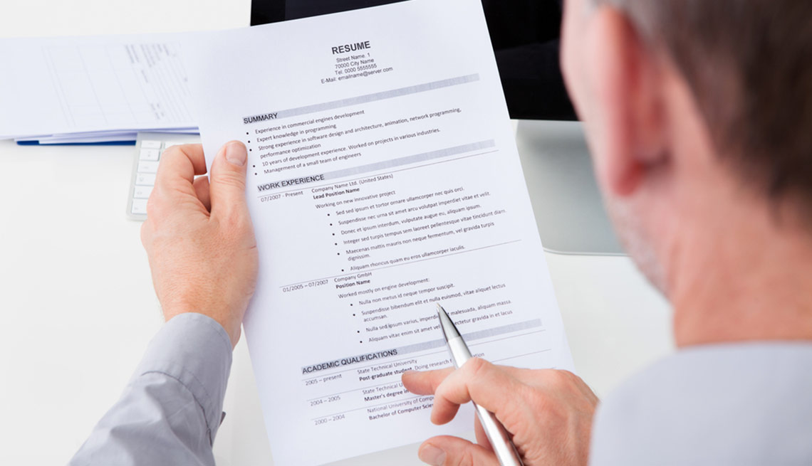 Best Resume Practices to Get the Job