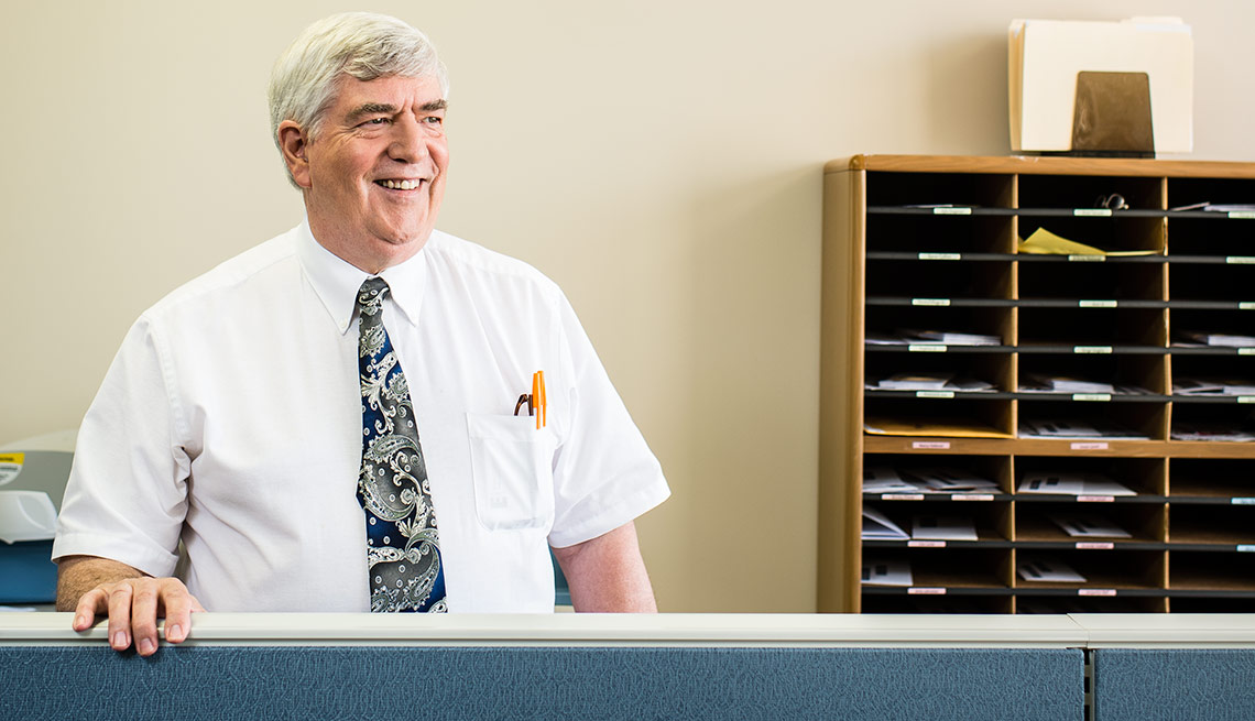 Older Workers Are More Valuable in the Workforce - AARP