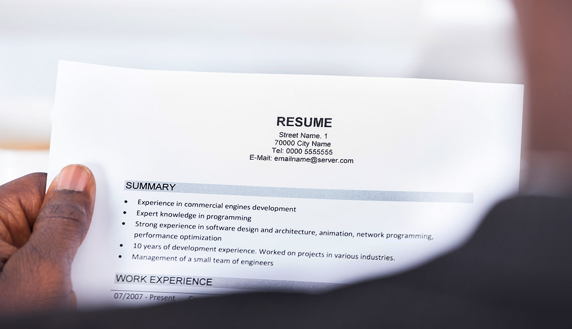 Help Your Résumé Stand Out in Job Search - how to improve your resume
