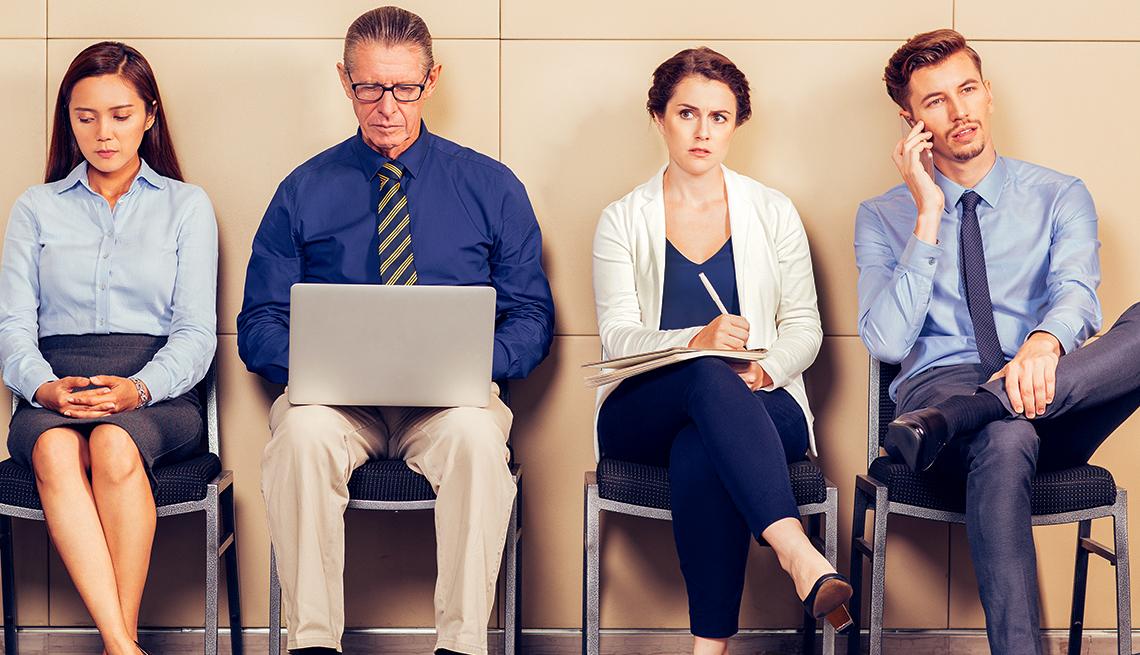 Studies Show Age Discrimination Still Persists