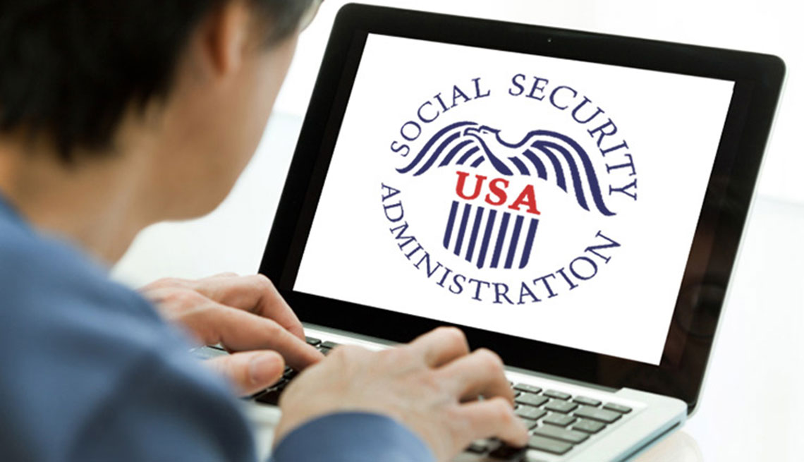My Social Security Online Accounts