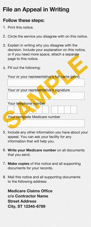 How to Read Your Part B Medicare Statement - Medicare Form