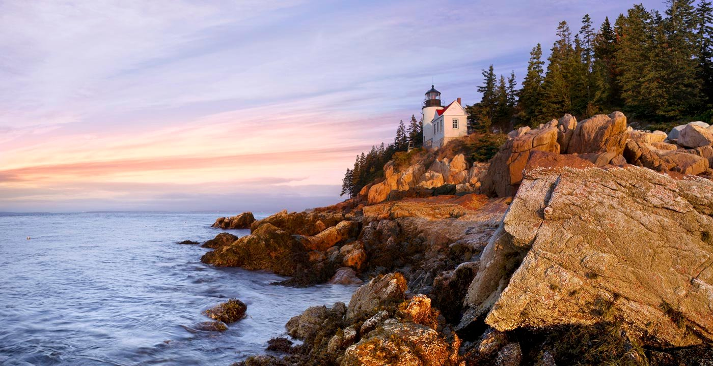 Fall Colors Wallpaper New England Acadia National Park Vacation Travel Guide And Tour