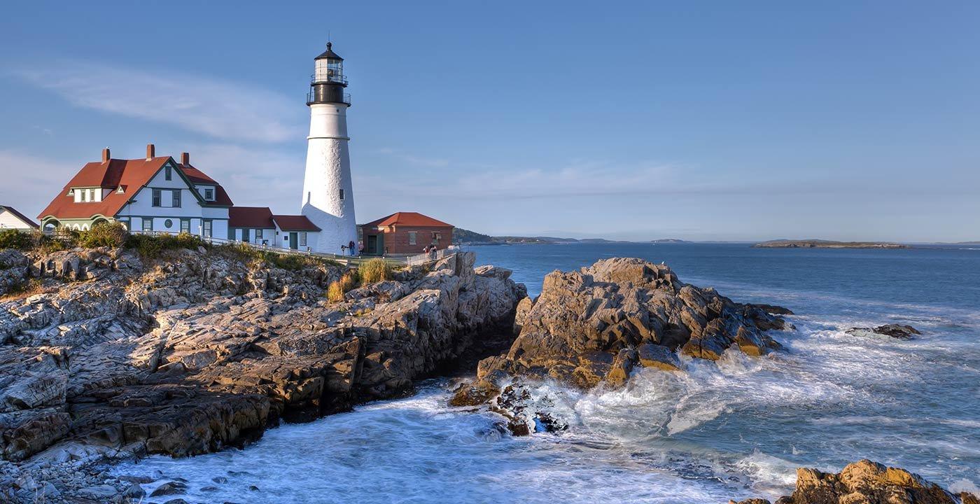 Fall Cabin Wallpaper Weekend Getaways Things To Do In Portland Maine Aarp