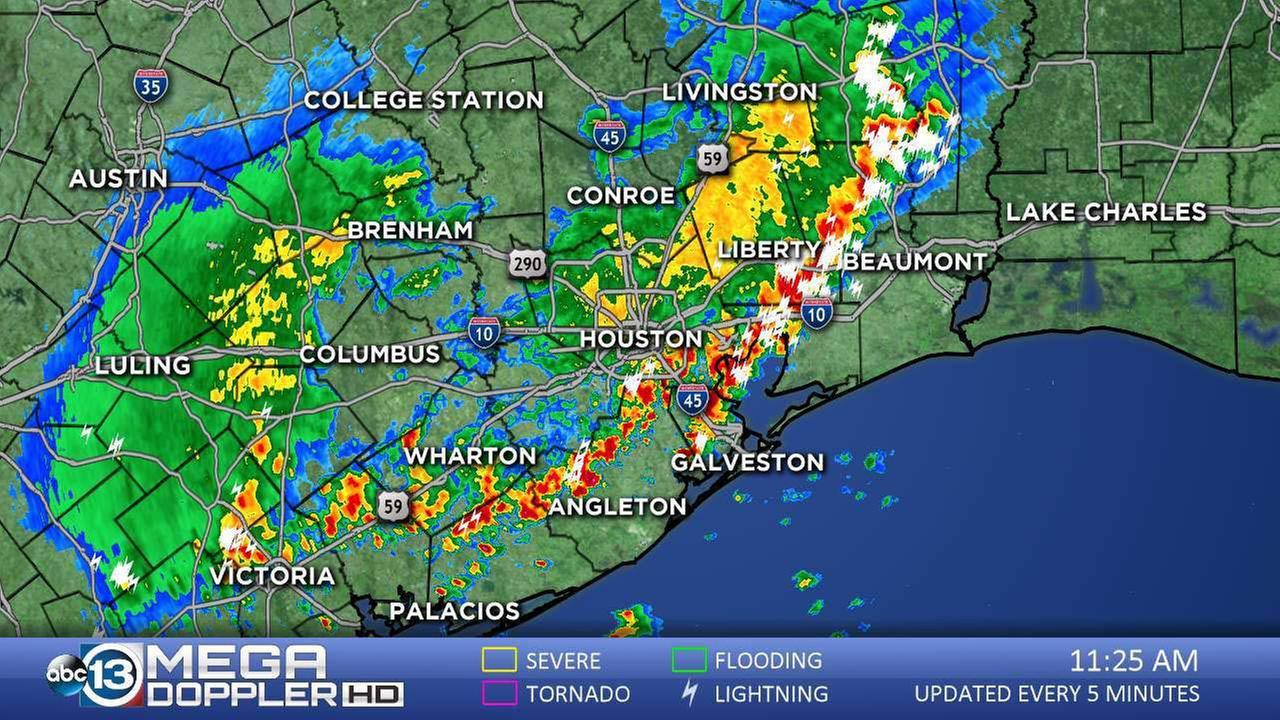 weather channel live houston tx