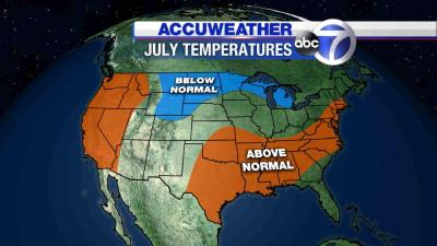 The 2014 Summer forecast from AccuWeather   abc7ny.com