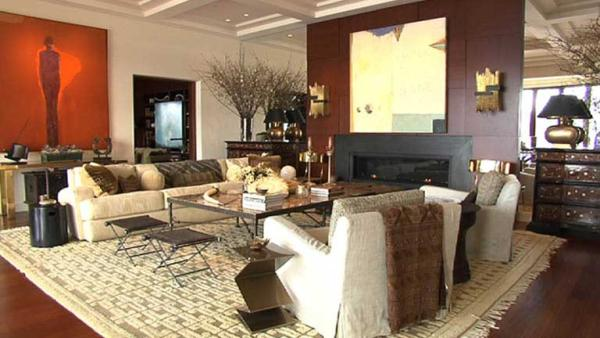 Creating an Elegant Living Room Home with Lisa Quinn The Live - elegant living rooms
