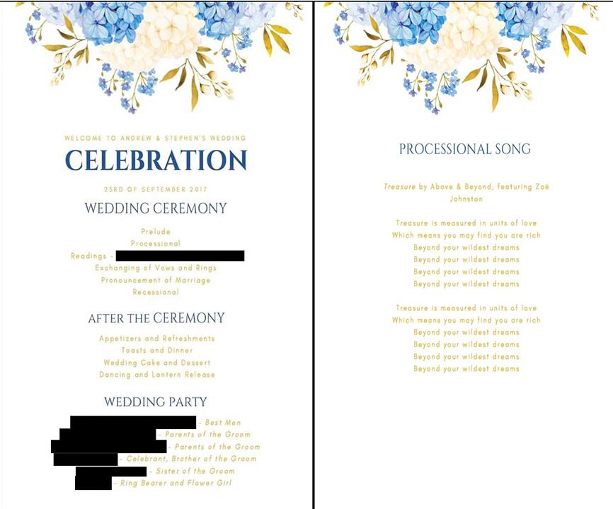 Lawsuit alleges gay couple got \u0027hateful\u0027 flyers instead of wedding