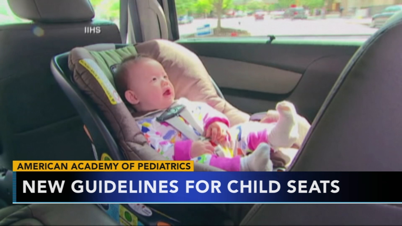 Rear Facing Car Seat Law Nj New Guidelines For Child Car Seats Drops Age Specific Milestone
