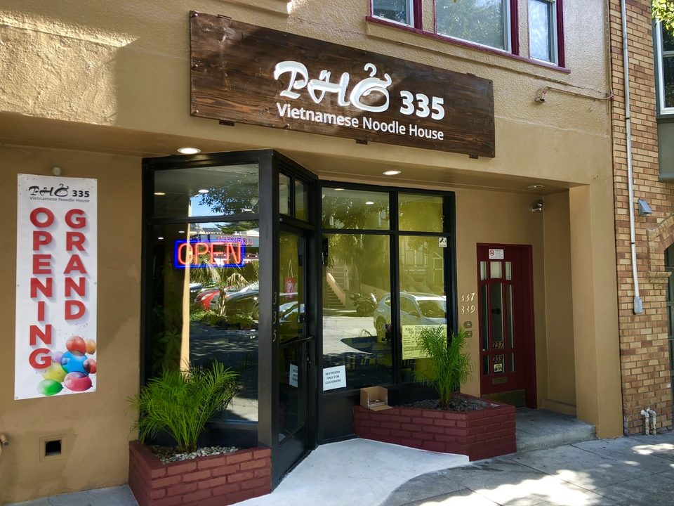 Vietnamees Restaurant Maastricht Vietnamese Restaurant Pho 335 Makes Its Castro Debut Abc7news