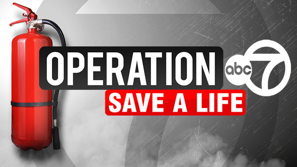Save a Life Saturday Take part in a fire safety day event at local