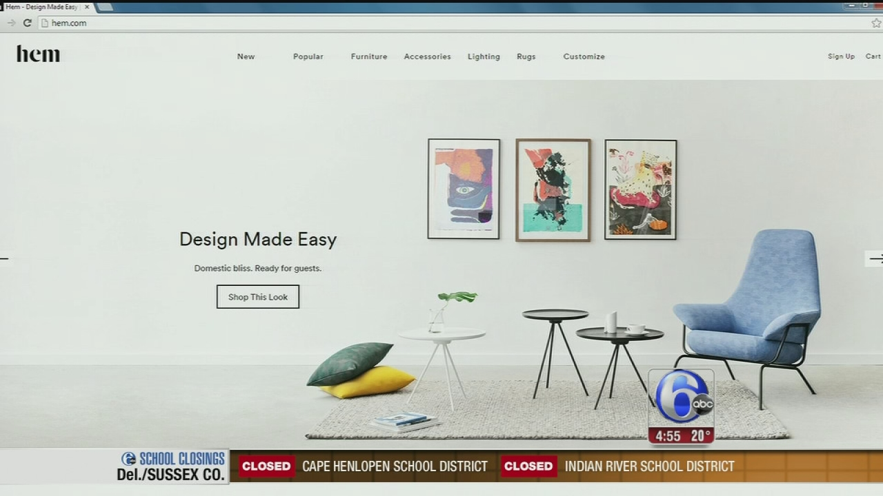 Home Decor Websites Saving With 6abc Best Websites And Apps For Home Decor 6abc