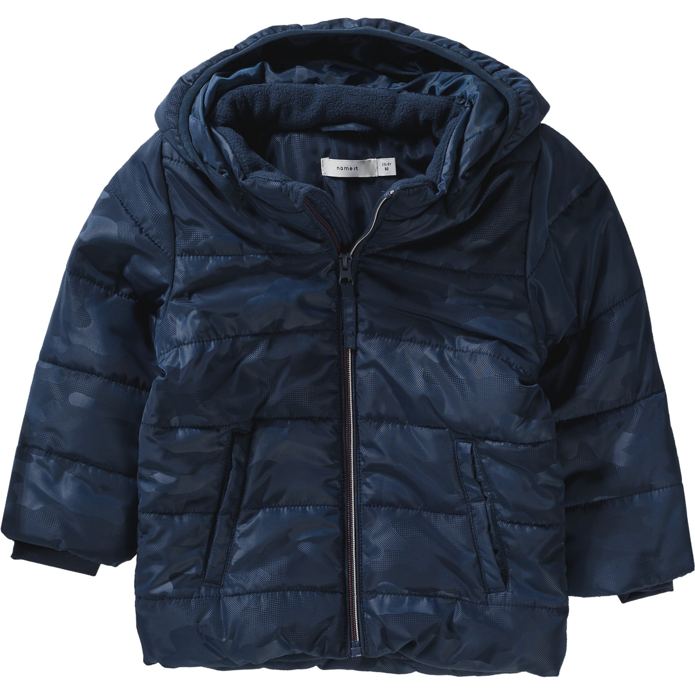 Kinder Name It Kleid In Blau Kujuux Name It Winterjacke Nitmit Für Jungen In Blau About You