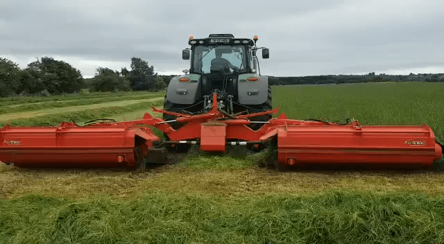 Mysterious Irish Built Monster Mower To Be Unveiled At The