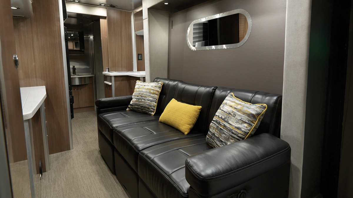 Relax Couch Atlas | Touring Coaches | Airstream