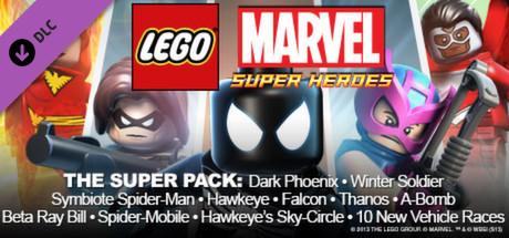 LEGO Marvel Super Heroes DLC Pack