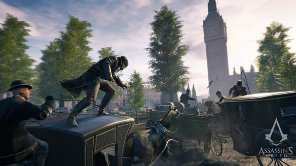 ASSASSINS CREED SYNDICATE GOLD EDITION PRELOAD cracked