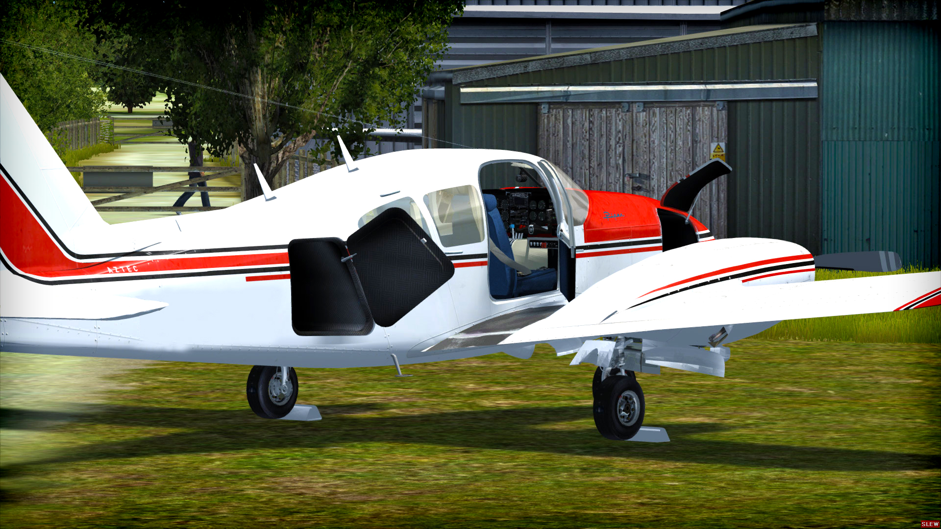 Aeroplane Fly Fsx: Steam Edition - Piper Aztec Add-on - Failmid
