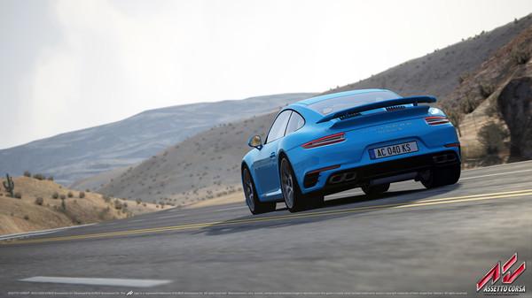 Assetto Corsa Porsche-RELOADED