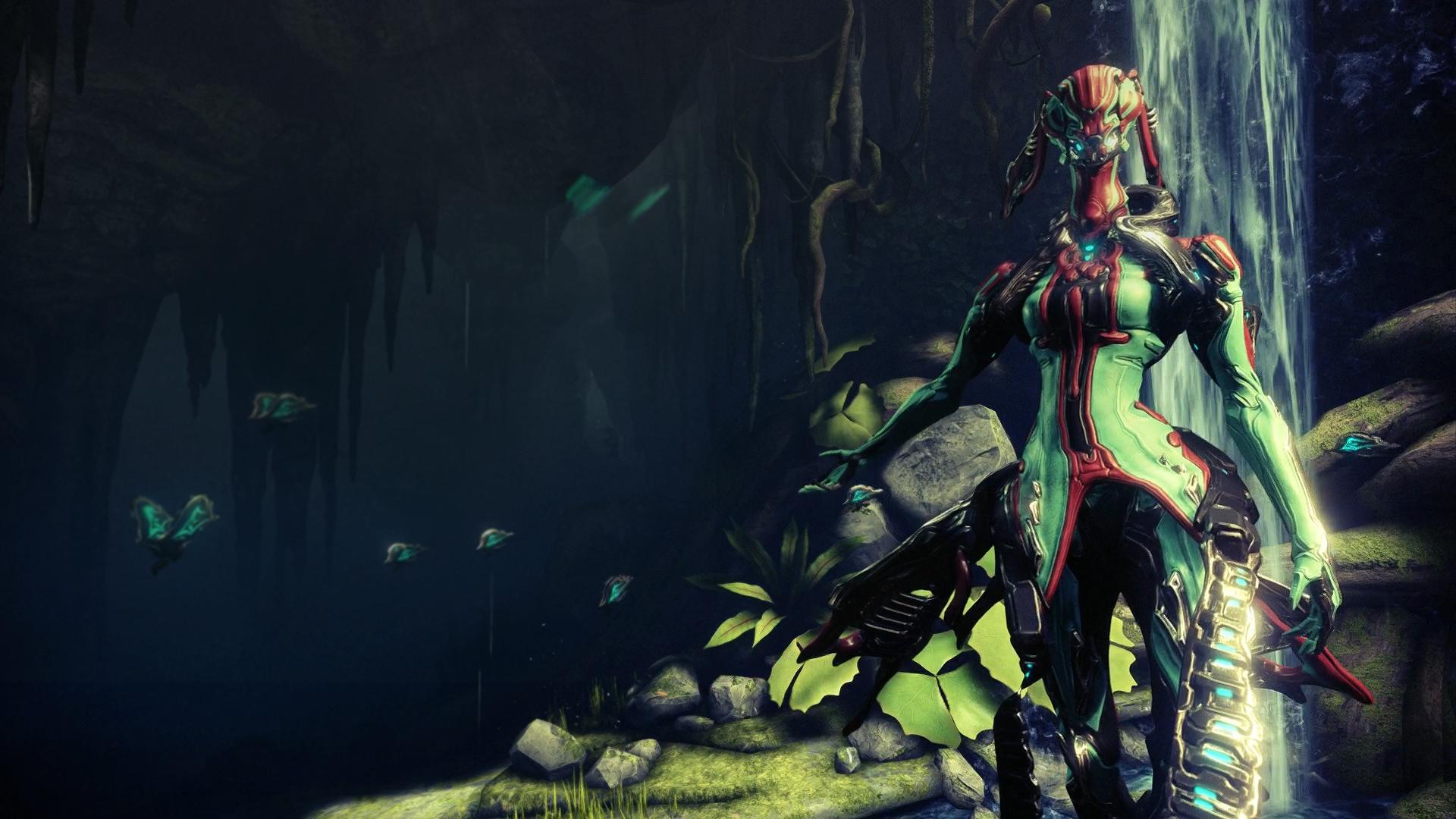 Bad Girl Wallpapers Hd Steam Community Warframe