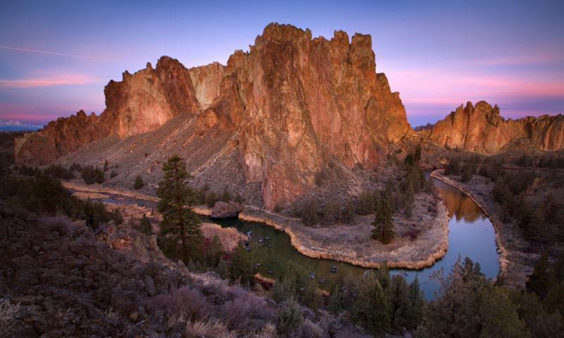Fall River Wallpaper Smith Rock State Park Oregon Climbing Amp Hiking Alltrips