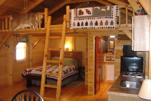 Book Hunting Cabin Turner Falls Oklahoma All Cabins