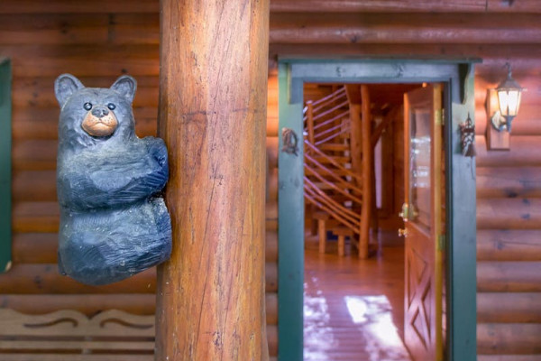 Book A Rustic Elegance, Pigeon Forge, Tennessee - All Cabins
