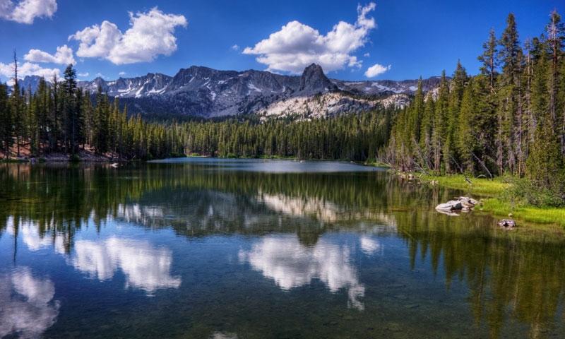 Breakfast Hd Wallpaper Mammoth Lakes Basin California Alltrips