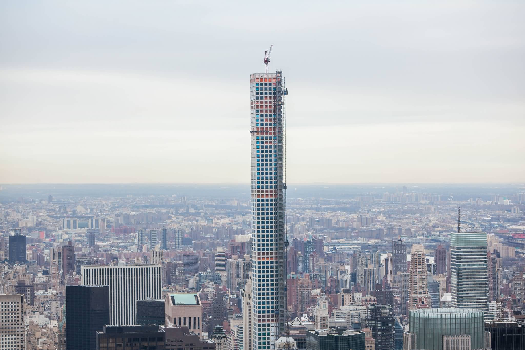 Tallest Residential Building Nyc Top 5 Super Tallest Residential Buildings In The World