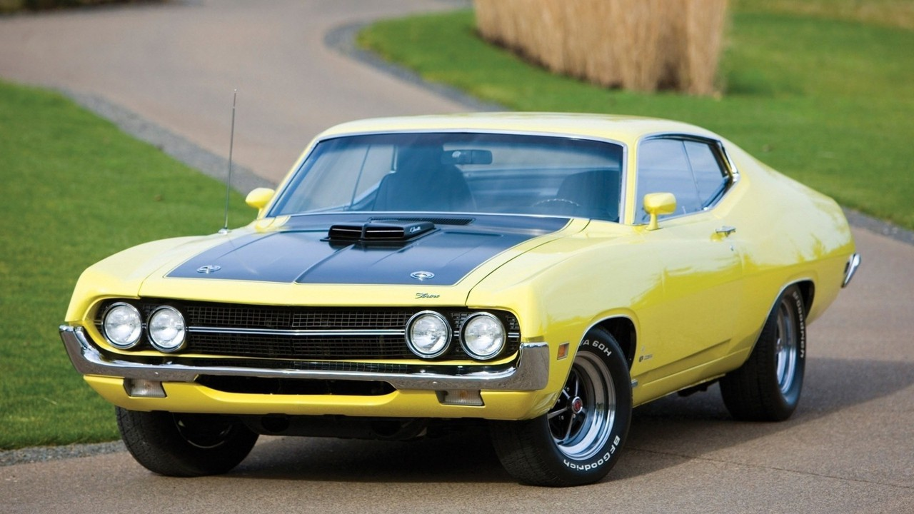 American Muscle Car Desktop Wallpapers Cars Ford Chevrolet Dodge Muscle Car Wallpaper