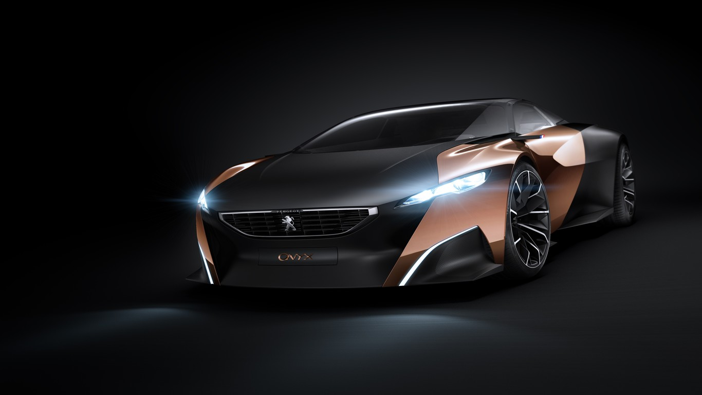 Best Concept Cars Wallpapers Cars Concept Peugeot Onyx Wallpaper Allwallpaper In