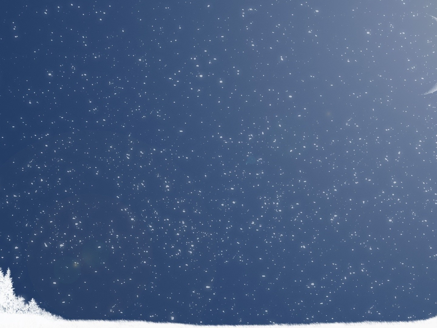 Falling Snow Wallpaper Iphone 5 Night Snow Landscapes Winter Wallpaper Allwallpaper In