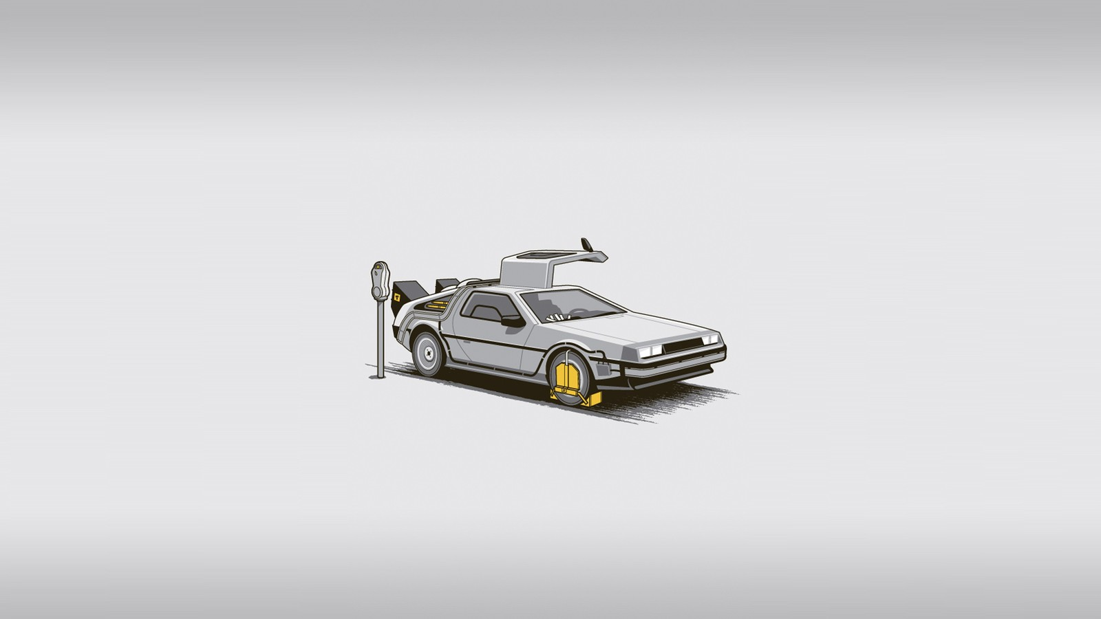 Back To The Future Iphone X Wallpaper Back To The Future Fun Art Wallpaper Allwallpaper In