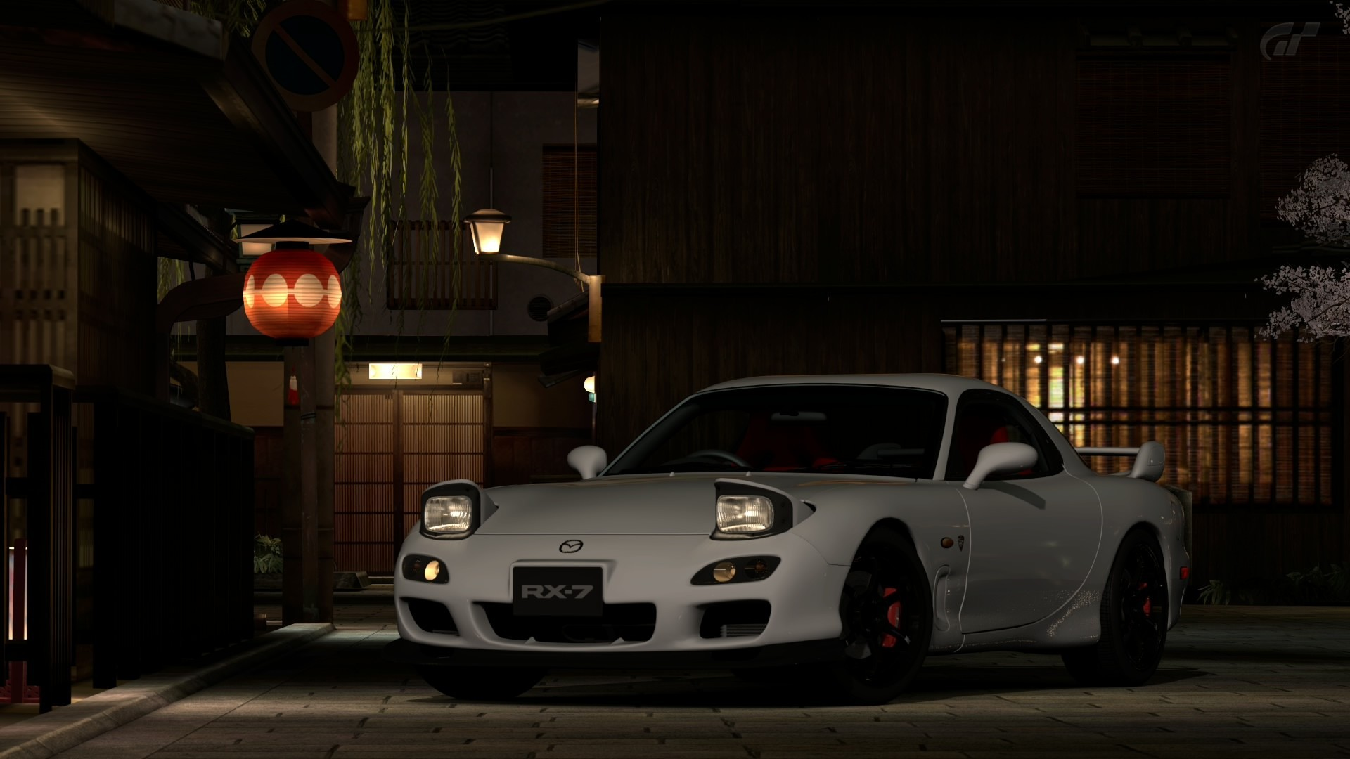 Rx8 Iphone Wallpaper Mazda Rx 7 Gran Turismo 5 Playstation 3 Wallpaper