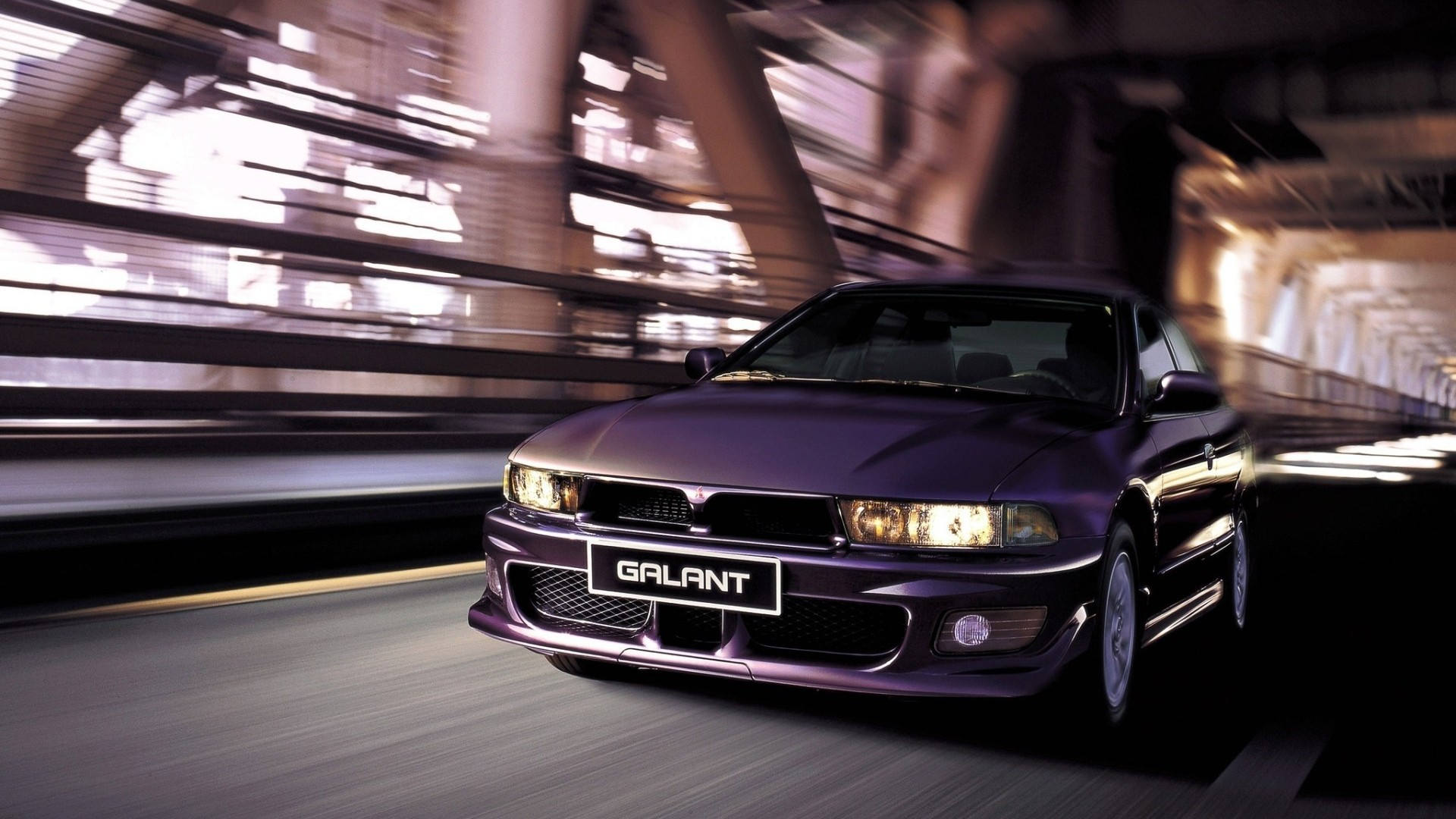 Pc Hd Car Wallpapers Free Download Jdm Japanese Domestic Market Mitsubishi Galant Cars