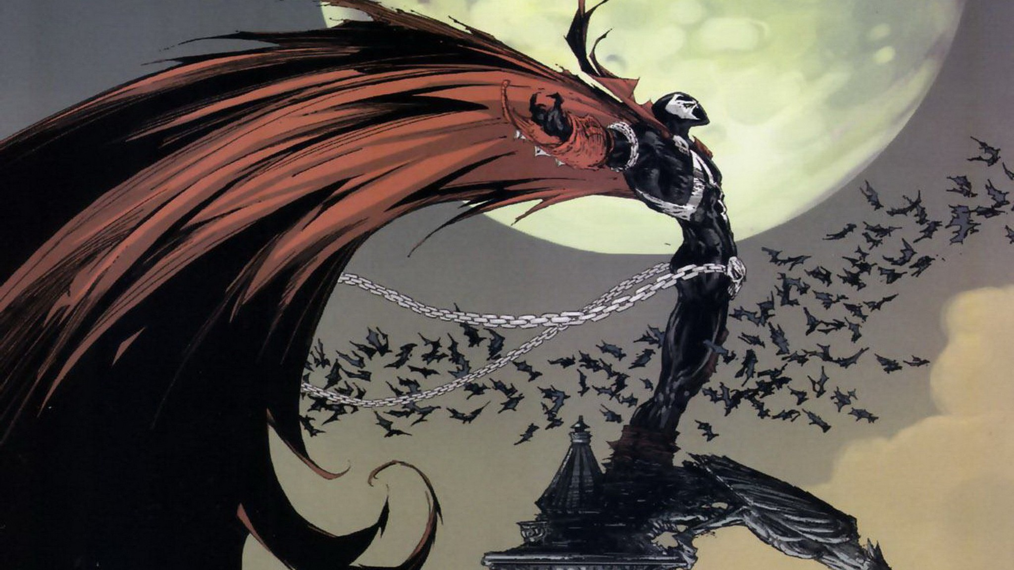 Animated Wallpapers Hd 1080p Spawn Comics Image Wallpaper Allwallpaper In 10091 Pc