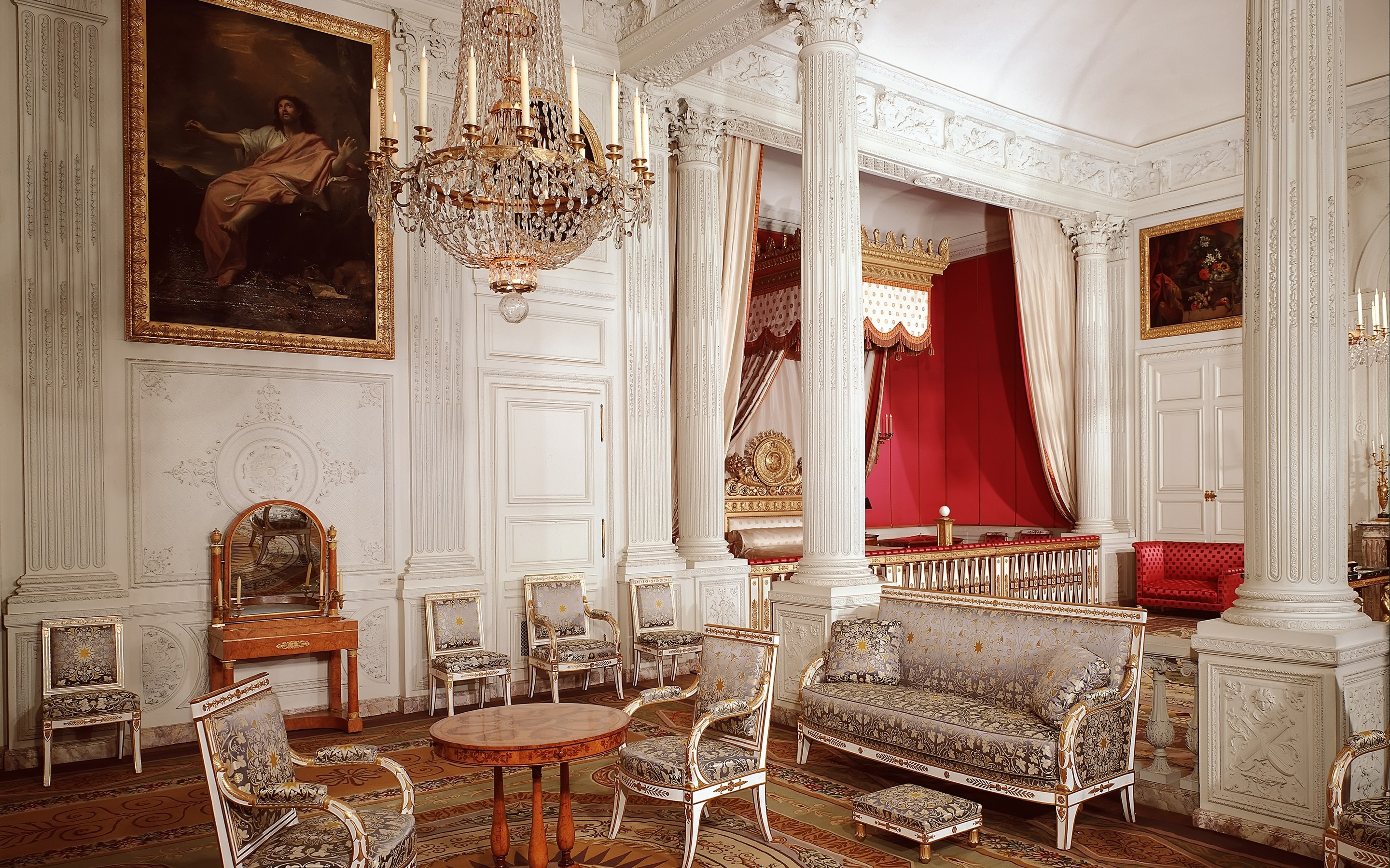 Interieur Wallpaper Versailles Palace Interior Wallpaper Allwallpaper In 5700 Pc En