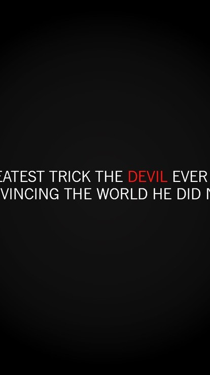 Red Devil Hd Wallpaper Devil Quotes Saying Wallpaper Allwallpaper In 1353 Pc