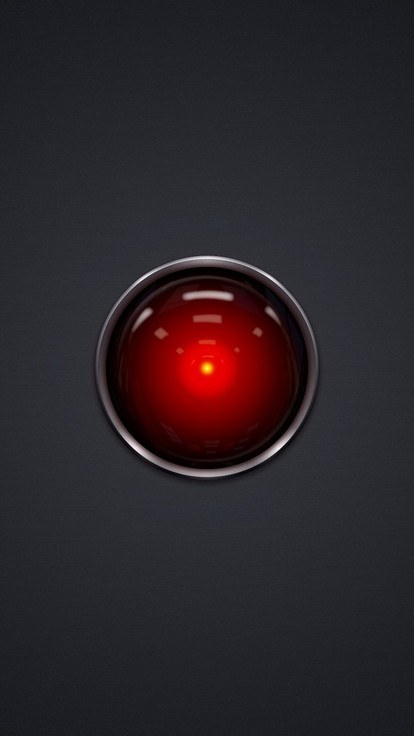 Best Hd Dark Wallpapers Movies 2001 A Space Odyssey Hal9000 Wallpaper