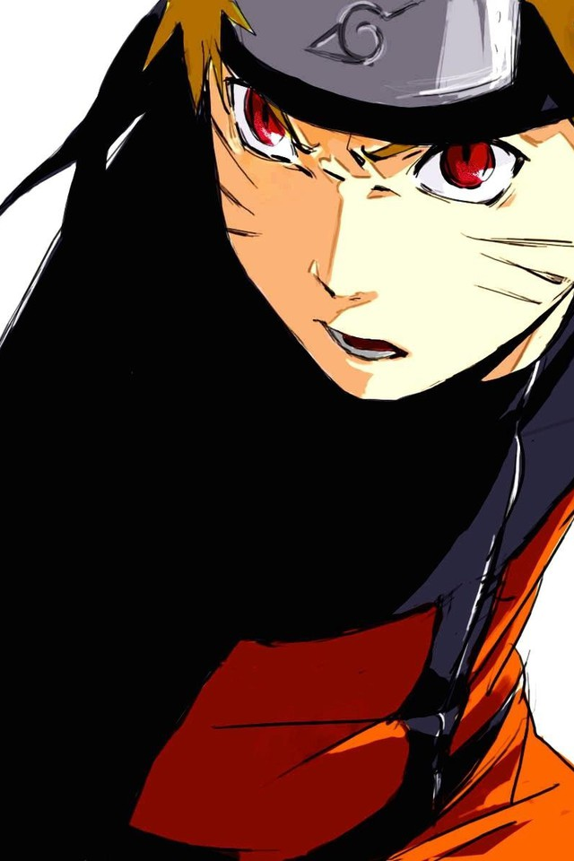 Naruto Shippuden Iphone Wallpaper Naruto Shippuden Red Eyes Anime Uzumaki Naruto Wallpaper