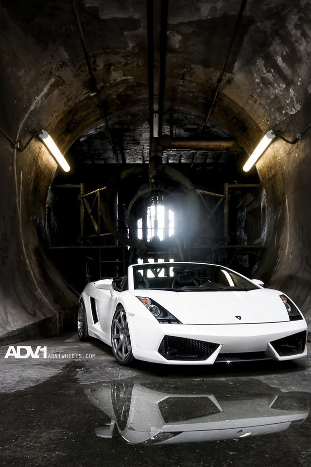 Bmw Car Pc Wallpapers Adv 1 Lamborghini Gallardo Spyder Cars White Wallpaper