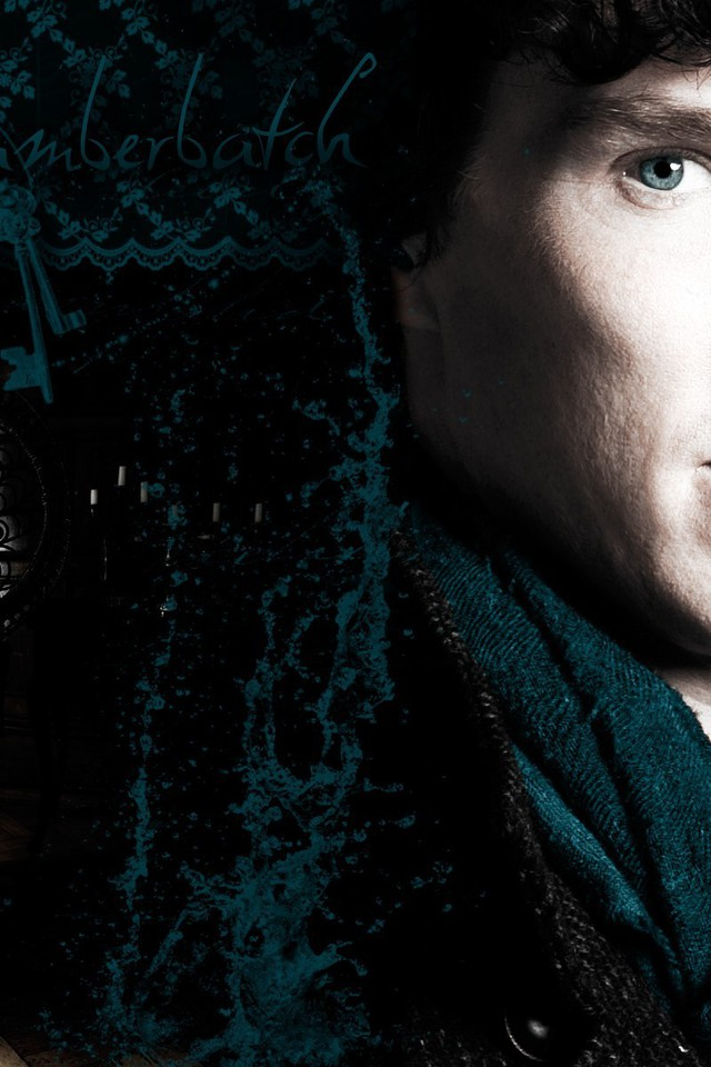 Uf Iphone Wallpaper Bbc Benedict Cumberbatch Sherlock Holmes Wallpaper