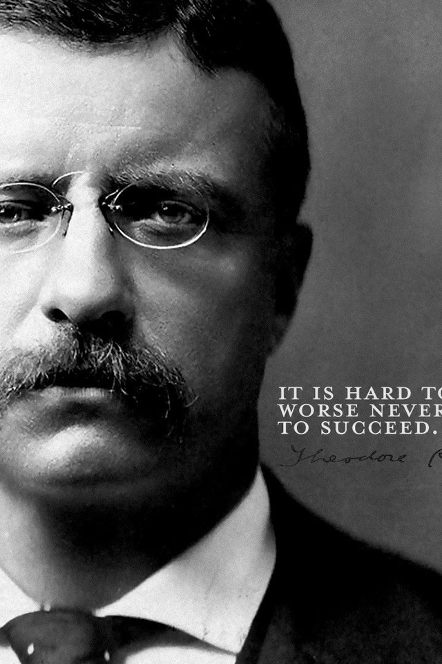 Dark Quote Wallpapers Theodore Roosevelt Faces Grayscale Quotes Text Wallpaper