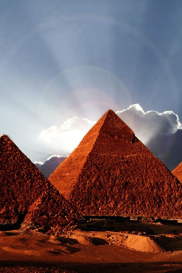 Egypt Pyramids Hd Wallpapers Pyramides D Egypte Papier Peint Allwallpaper In 4977