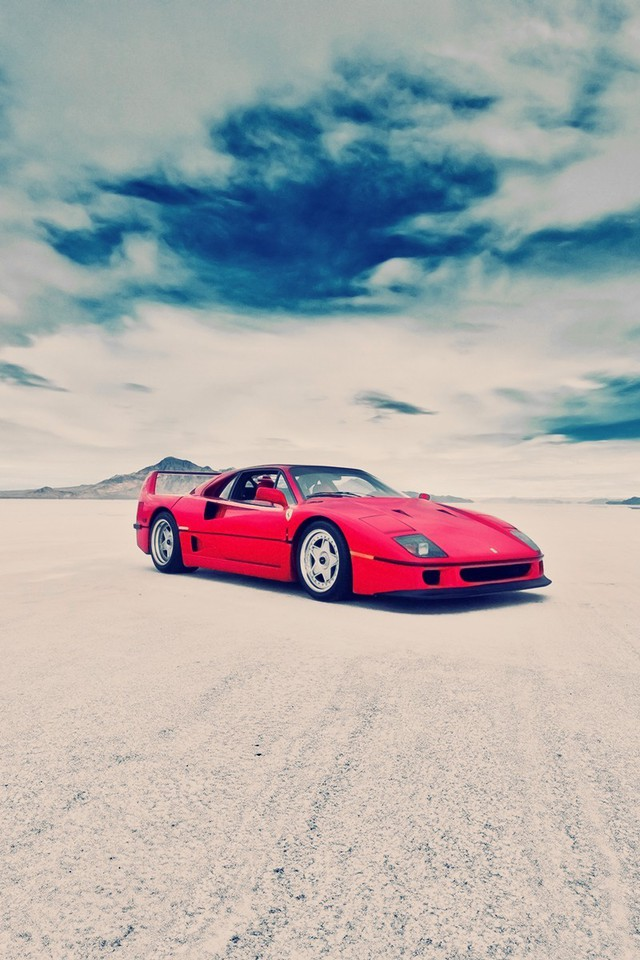 Wallpaper Desktop 1366x768 Car Cars Vehicles Ferrari F40 Wallpaper Allwallpaper In