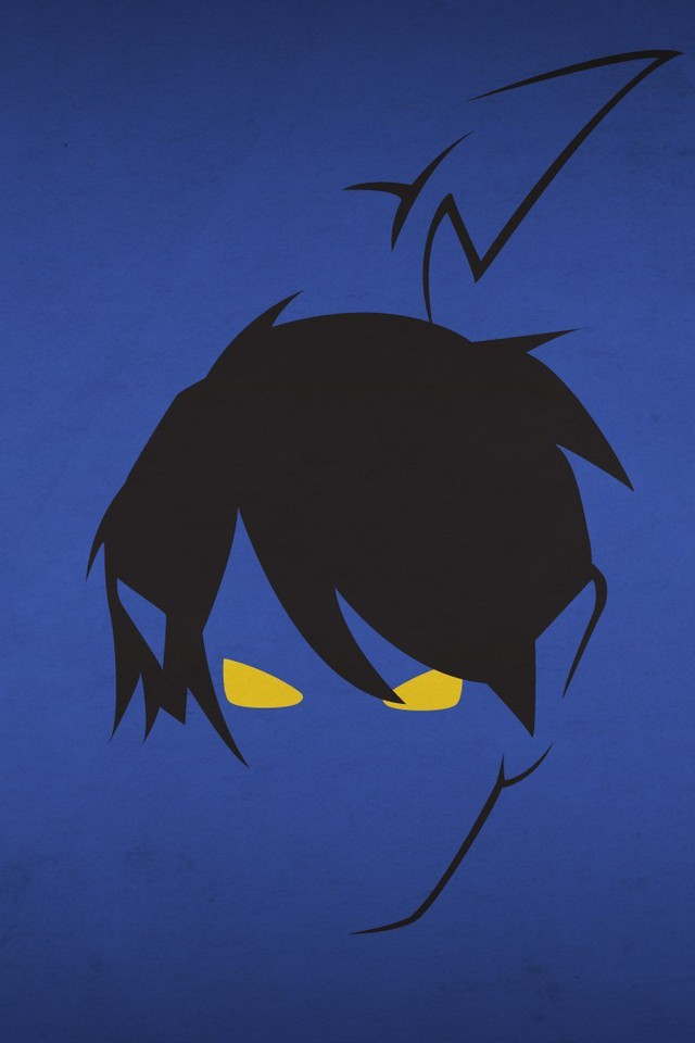 Wallpapers Hd Superheroes Minimalistic X Men Superheroes Nightcrawler Blue