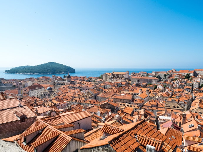 where to stay in dubrovnik croatia our dubrovnik accommodation guide
